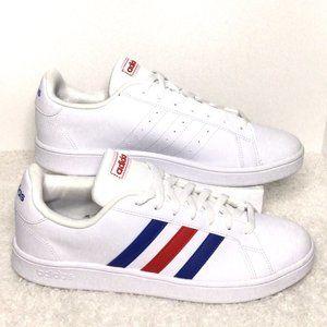 Adidas Men's Grand Court Base Shoes (Size: 9.5)